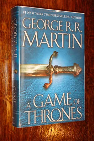 A Game of Thrones (signed): Martin, George R.R.