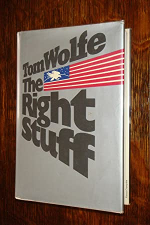 THE RIGHT STUFF (signed 1st)