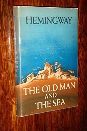 THE OLD MAN AND THE SEA (1st printing)
