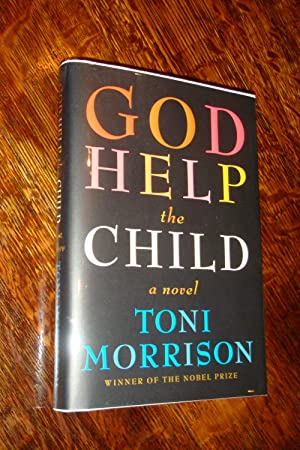 God Help the Child (SIGNED 1st printing)