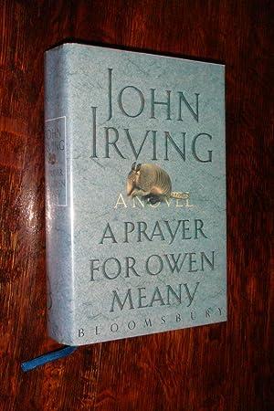 A PRAYER FOR OWEN MEANY (signed 1st): Irving, John