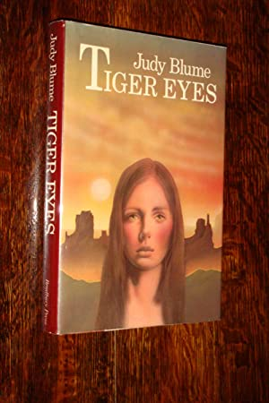 Tiger Eyes (signed 1st edition)