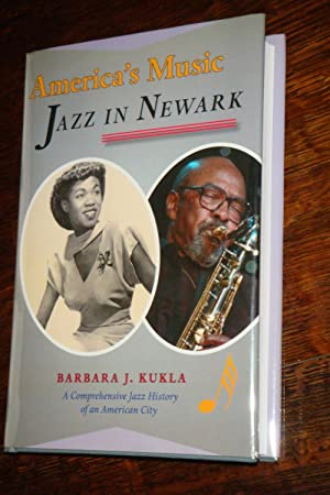 Jazz in Newark (signed 1st)