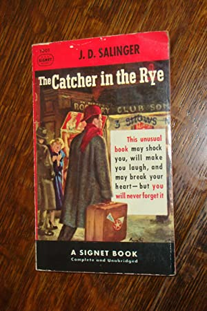 The Catcher in the Rye (1st printing)