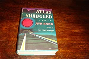 ATLAS SHRUGGED (1st edition)