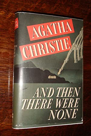 And Then There Were None (+ wraparound: Christie, Agatha