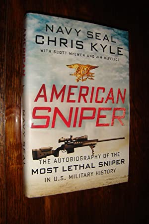 American Sniper (flawless 1st printing)