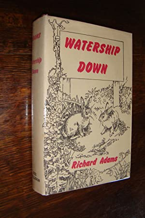 Watership Down - SIGNED: Adams, Richard