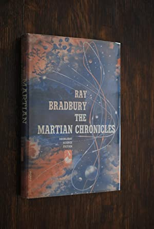 The Martian Chronicles (signed bookplate): Bradbury, Ray