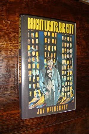 Bright Lights, Big City (signed 1st printing)