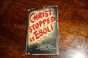 Christ stopped at Eboli (1st printing)
