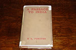 A Passage to India (1st ed. in rare DJ)