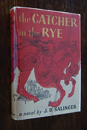 THE CATCHER IN THE RYE (1st edition)