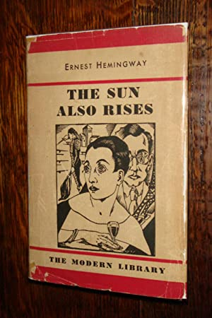 The Sun Also Rises (First ML ed. in 1st ML DJ)