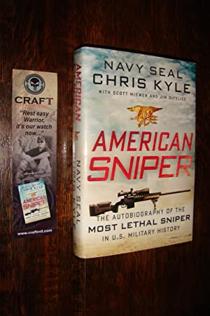 American Sniper (SIGNED by Chris Kyle)