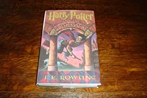HARRY POTTER AND THE SORCERER'S STONE (1st BCE - full numberline)