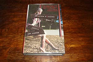 Thirteen Reasons Why - TH1RTEEN R3ASONS WHY - 13 (true first printing SIGNED)