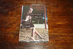 Thirteen Reasons Why - TH1RTEEN R3ASONS WHY - 13 (true first printing)