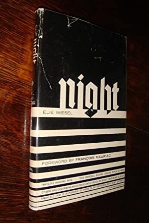 NIGHT (1st printing + signed bookplate)