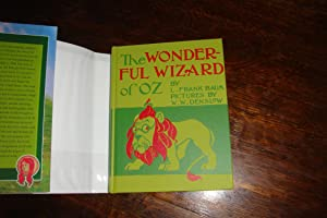 The Wonderful Wizard of Oz (signed by L. Frank Baum's grandson Robert Baum & numbered)