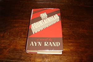 The Fountainhead (1st printing)