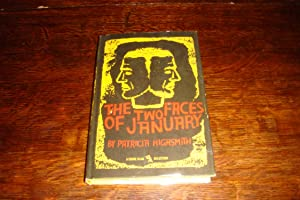 The Two Faces of January (1st printing)