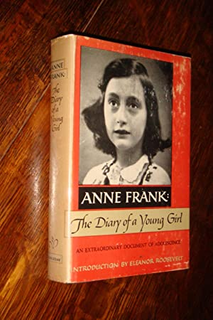 ANNE FRANK: DIARY OF A YOUNG GIRL (1st edition)