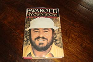 PAVAROTTI : My Own Story (SIGNED 1st printing)