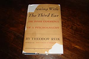 Listening with the Third Ear (1st printing)