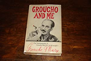 Groucho and Me (first printing with signed Abel Green Variety card)