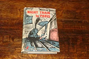 Night Train to Paris (1st printing)