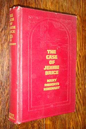 The Case of Jennie Brice (1st printing)
