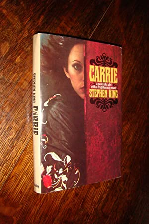 Carrie - (1st printing)