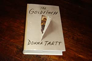 The Goldfinch (signed)