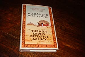 THE NO. 1 LADIES' DETECTIVE AGENCY (unauthorized 1st printing)