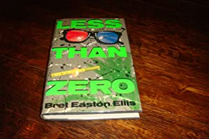 Less Than Zero (signed first printing)