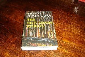 THE NICK ADAMS STORIES (1st printing): Hemingway, Ernest