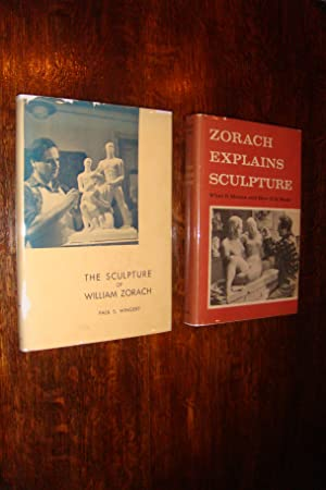 The Sculpture of William Zorach + Zorach Explains Sculpture