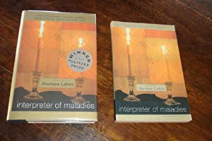 Interpreter of Maladies (1st printing hardcover & softcover)