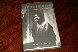 HURRICANE (signed by Rubin Hurricane Carter + author)