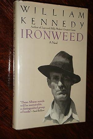 IRONWEED (signed): Kennedy, William