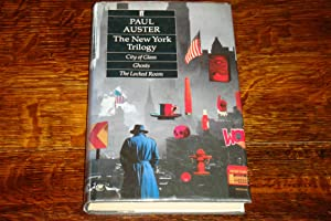 THE NEW YORK TRILOGY (signed 1st) City of Glass - Ghosts - The Locked Room