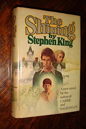 THE SHINING (signed 1st): King, Stephen