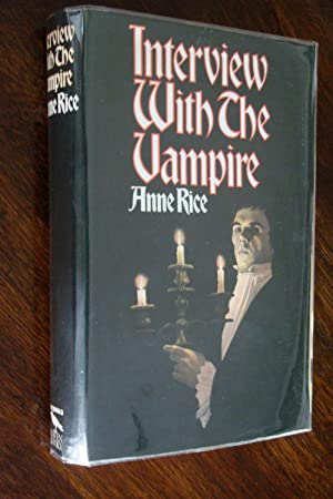INTERVIEW WITH THE VAMPIRE (signed 1st)