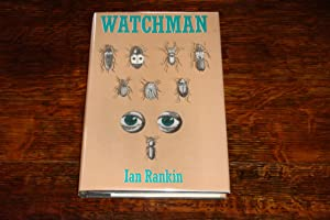 WATCHMAN (signed 1st + rare face sketch)