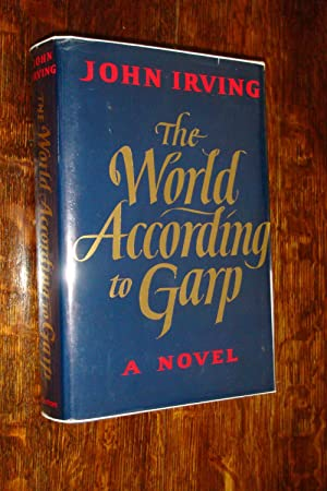 THE WORLD ACCORDING TO GARP (signed 1st)