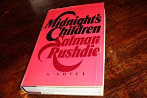 MIDNIGHT'S CHILDREN (signed 1st)