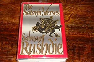 The SATANIC VERSES - (signed 1st)