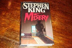 MISERY (signed 1st): King, Stephen