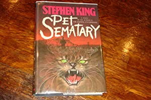 PET SEMATARY (signed 1st)